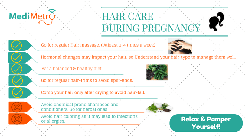 Hair Care during Pregnancy