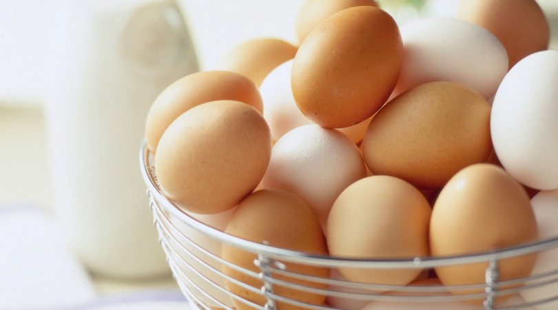 An egg a day, keeps the doctor away!