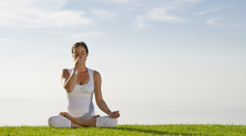 Yoga and Meditation – Lose Pregnancy Pouch