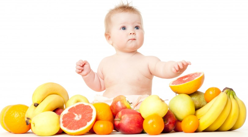 Learning to Chew Stage – Infant (7-9 months)