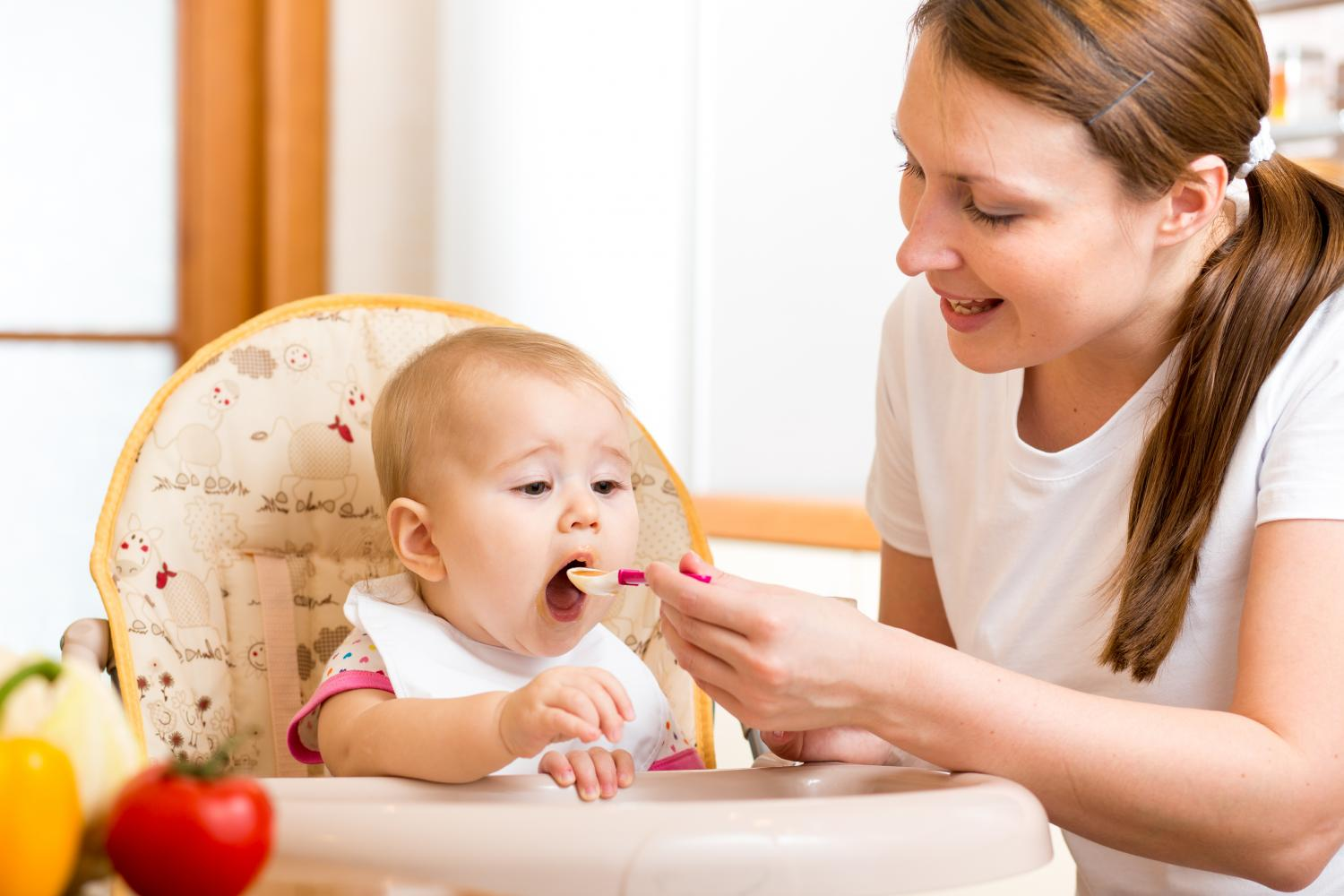 How to introduce solid food to Infant?
