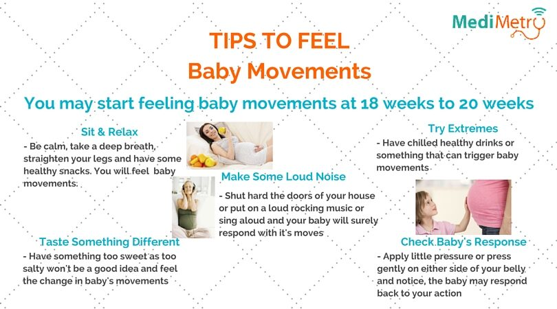Tips to Feel Baby Movements